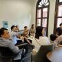 西安、哈尔滨及香港团队相聚在新加坡星瑞教育