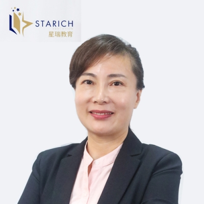 Daisy @ Starich Education Singapore