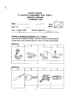 P1_English_2019_Rosyth_test2_Paper