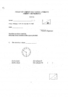 P1_Maths_2018_SCGS_test3_Papers