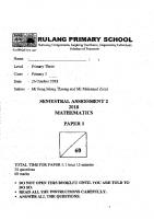 P3_Maths_SA2_2018_Rulang_Exam_Papers
