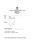 P4_English_CA1_2018_Pei_Hwa_Exam_Papers