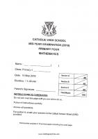 P4_Maths_2019_SA1_Catholic_High