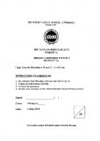 P5_English_SA1_2018_MGS_Exam_Papers