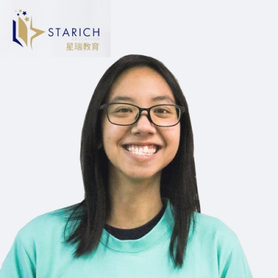 Sarah @ Starich Education Singapore